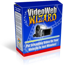 video web wizard software system