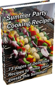 summer-party-cooking-recipes