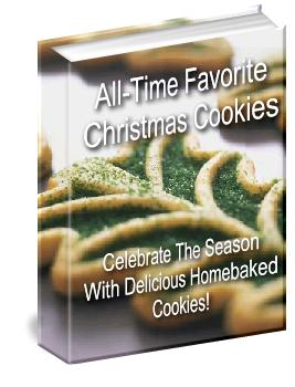 The All Time Favorite Christmas Cookies