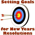Set Your Goals for New Years Resolutions